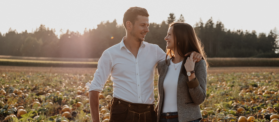 Edi und Lisa vom Hödlhof - Fam. Wolfinger